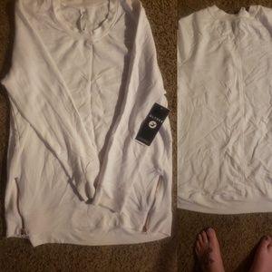 Glyder crew sweater